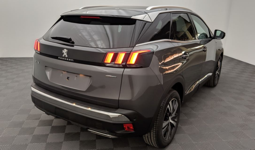Peugeot - Gary automobile