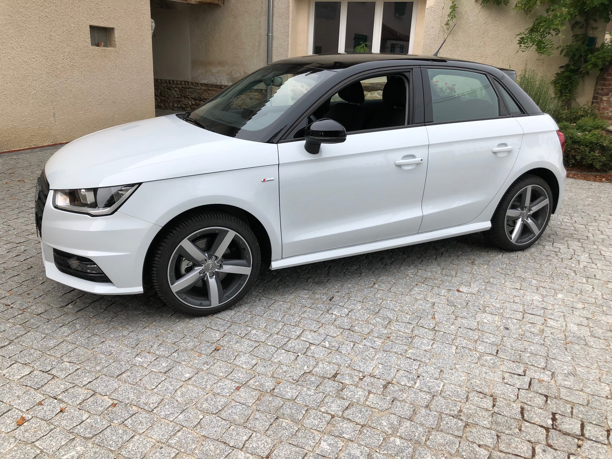 Audi A1 Sportback Sorry Now Sold Gary Automobiles
