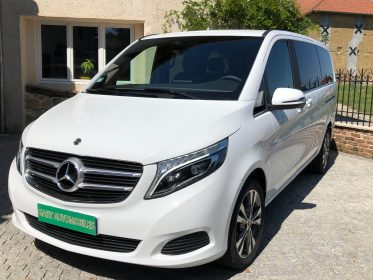 Mercedes V-Class (SORRY NOW SOLD)