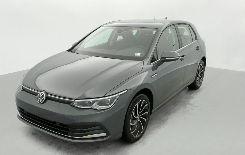 New Model Volkswagen Golf 8 Hybrid