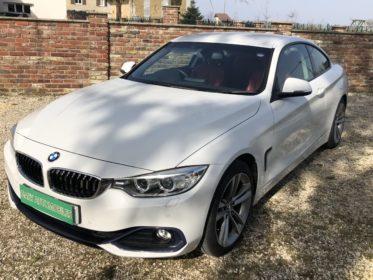 BMW 420i Sport Coupe RHD