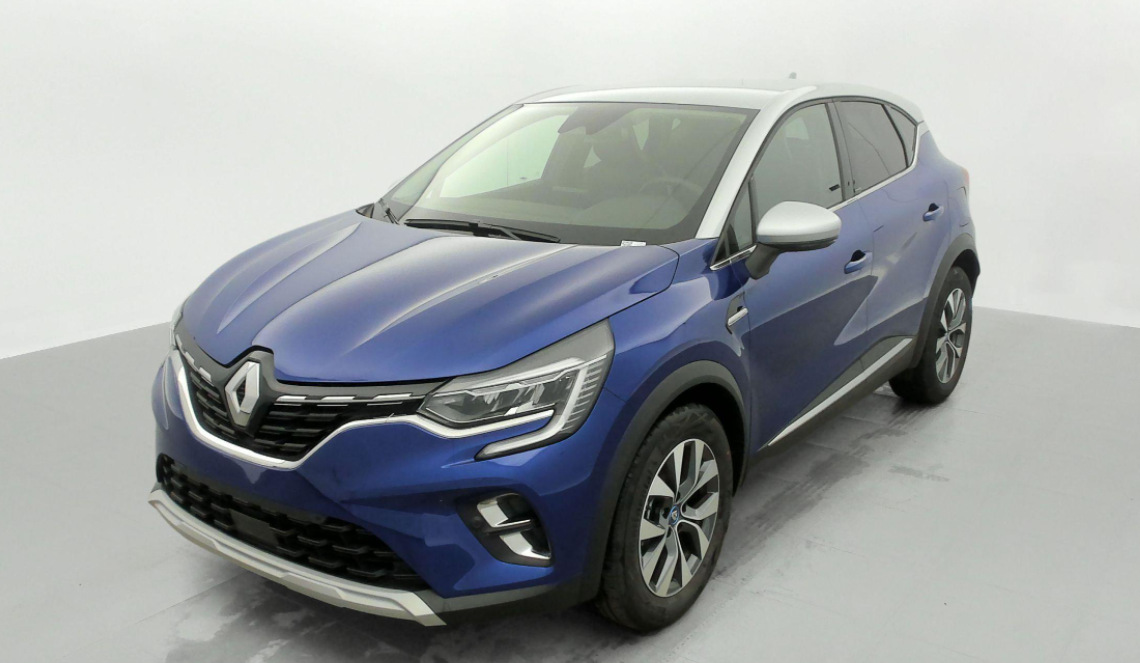 Renault Captur E-Tech Hybride
