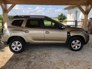 Dacia Duster 4×4 (NOW SOLD)